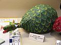 442 Cucafera tortosina, en una exposició de joguines antigues al palau Oliver de Boteller.JPG
