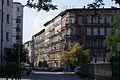 478 Kamienice na krzyzowaniu ulic Traugutta i Prądzyńskiego foto B. Maliszewska.jpg