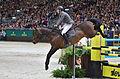 54eme CHI de Genève - 20141213 - Prix Credit Suisse - Ludger Beerbaum et Chaman 2.jpg