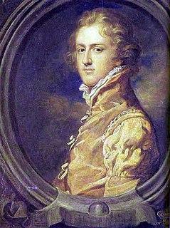 George Spencer-Churchill, 5th Duke of Marlborough British politician