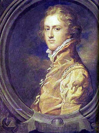George Spencer-Churchill, 5th Duke of Marlborough - Image: 5th Duke Of Marlborough