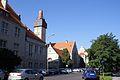 73viki Politechnika Wrocławska - budynki od ul. Smoluchowskiego. Foto Barbara Maliszewska.jpg