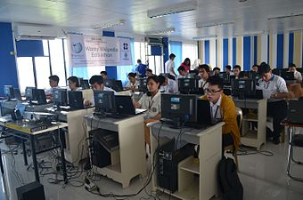 7th Waray Wikipedia Edit-a-thon 18.JPG