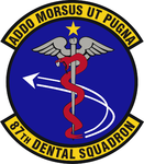 87 Dental Sq emblem.png