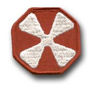 38th Air Defense Artillery Brigade (United States) - Image: 8th Army