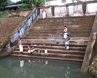 Choorakkottukavu Bhagavathy Temple - Image: 901 Aarattu By Manoj K