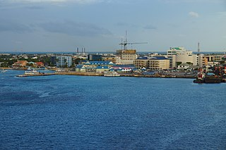 George Town, Cayman Islands Capital of the Cayman Islands