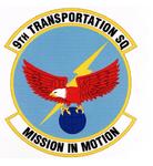 9th Transportation Sq emblem.png