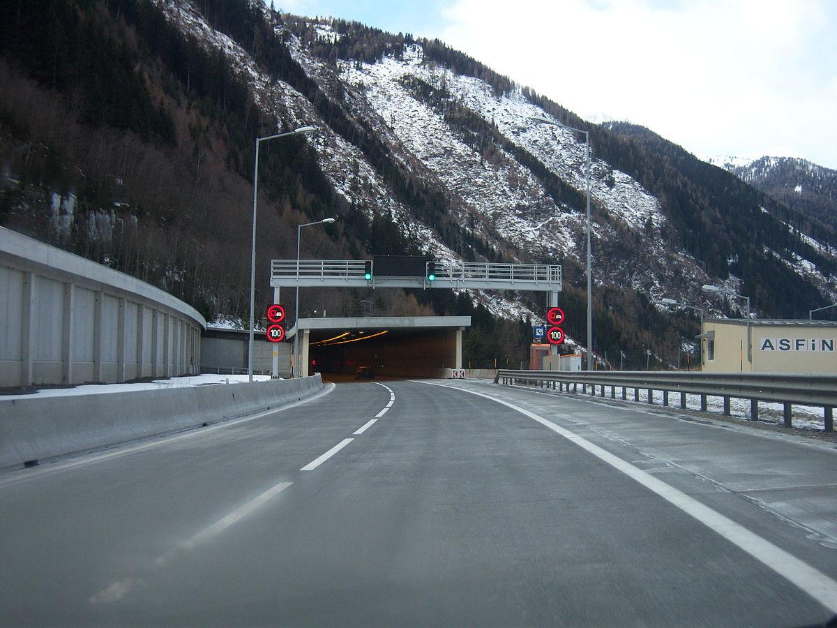 Tauern Tunnel