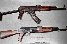 AK-47 - Wikipedia bahasa Indonesia, ensiklopedia bebas