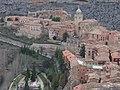 ALBARRACIN, DESDE LAS MURALLAS - panoramio.jpg
