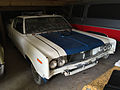 AMC Rebel The Machine 1970 muscle car with 4-speed undergoing restoration 1of3.jpg
