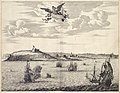 AMH-6871-KB View of the forts of Oranje and Nassau.jpg