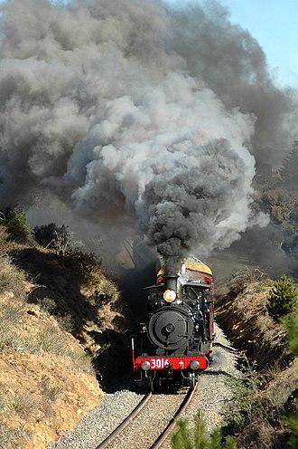 New South Wales C30T class locomotive - Image: ARHS ACT Locomotive 3016 c