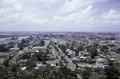 ASC Leiden - F. van der Kraaij Collection - 05 - 019 - A panoramic view of Monrovia, Broadstreet - Monrovia, Mamba Point, Montserrado, Liberia, 1975.tif