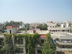 A View of Kukatpally in Hyderabad.JPG