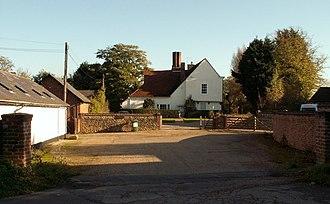 William Billers - Thorley Hall, Thorley, Hertfordshire