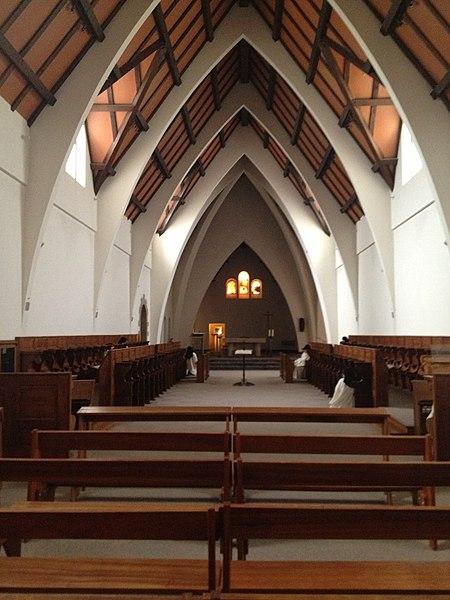 Abbaye La Joie Notre-Dame à Campénéac dans le Morbihan. Communauté religieuse de Cisterciennes