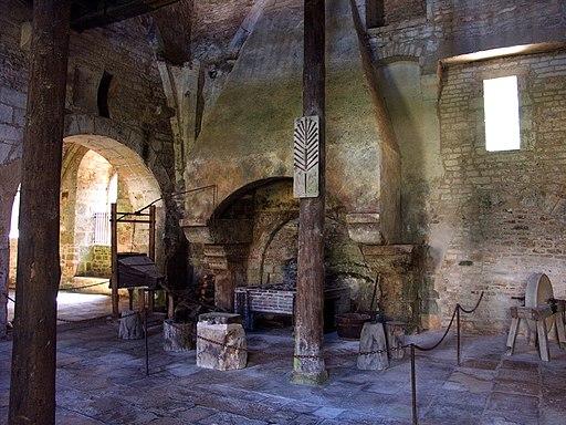 Abbaye de Fontenay-Forge