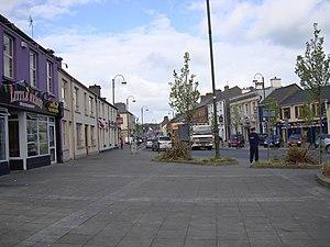 Abbeyfeale - Abbeyfeale town centre.