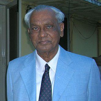 Maddela Abel - Prof Maddela Abel in 2006, Hyderabad, India