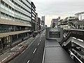 Abeno-suji Street and Tennoji-Ekimae Station.jpg