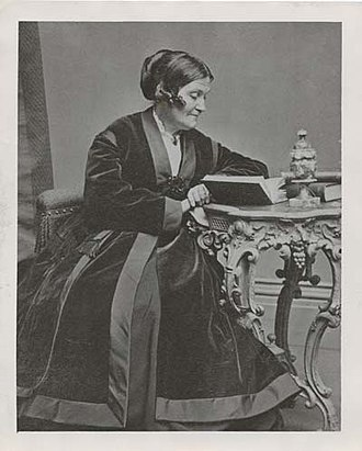 Rochester Women's Rights Convention of 1848 - Abigail Bush