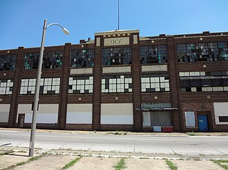 Carter Carburetor - Carter Carburetor Corporation building in 2011