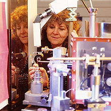 Description de l'image  Ada Yonath Weizmann Institute of Science.jpg.