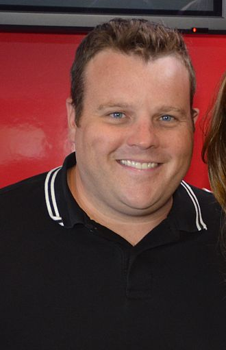 Adam Bartley - Bartley at the Stars Strike Out Child Abuse Celebrity Bowling Fundraiser on October 19, 2014