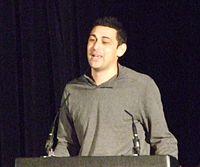 Adam Rutherford at TAM London 2010.JPG
