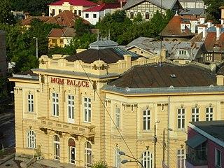 Tulcea Municipality in Romania