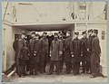 Admiral D.D. Porter and staff on board flag-ship, Malvern, Norfolk, Va., Dec. 1864 LCCN2013646188.jpg