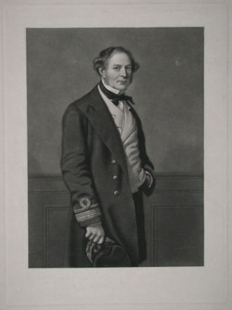 James Hope (Royal Navy officer) - Sir James Hope