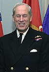 Sir Michael Boyce GCB, OBE