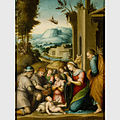 Adoration of the Shepherds by Bacchiacca 1.jpg