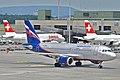 Aeroflot Airbus A319-111; VP-BDO@ZRH;15.06.2012 656dg (7189947813).jpg