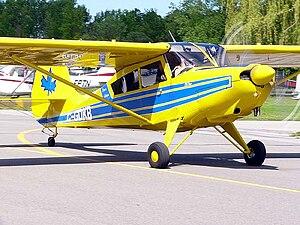 Burl's Aircraft - modernized Aeronca Sedan