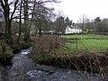 Afon Syfynwy at Stepaside bridge - geograph.org.uk - 691774.jpg