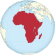 Africa on the globe (red).svg