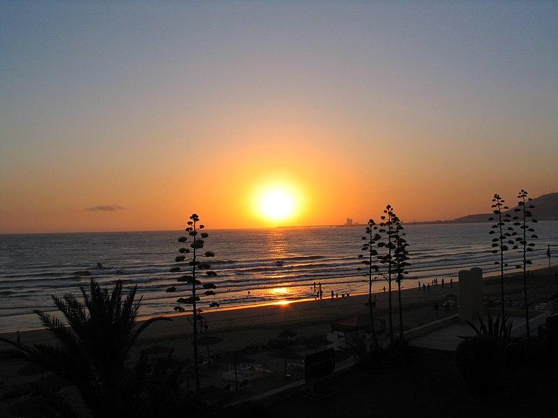 Fichier:Agadir coucher soleil 0987.JPG