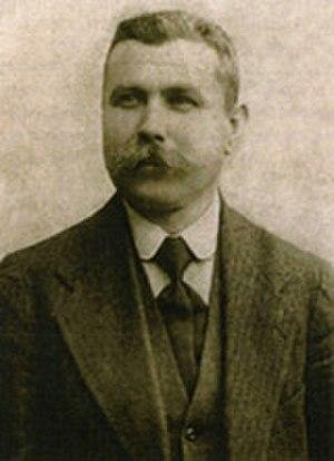 Ahmet Ziya Akbulut - Ahmet Ziya Akbulut (c.1910s)