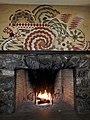 Ahwahnee Hotel - Fireplace (30443927500).jpg