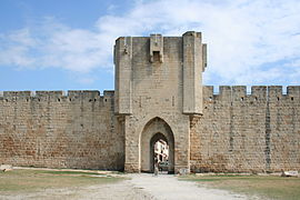 Aigues Mortes - City Walls 4.jpg