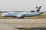 Air Canada, C-GHPT, Boeing 787-8 Dreamliner (29447203257).jpg