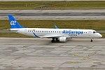 Air Europa, EC-KXD, Embraer ERJ-195LR (28358856089).jpg