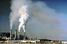 Teachers Essay Before Fluegas Desulfurization Was Installed The Emissions From This  Power Plant In New Mexico Contained Excessive Amounts Of Sulfur Dioxide Sojourner Truth Essay also Event Essay Air Pollution  Wikipedia Daily Routine Essay