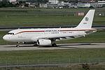 Airbus A319-100CJ Venezuela Government 0001 - MSN 1468 (8128587420).jpg