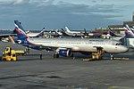 Airbus A321-211(w) 'VP-BAZ' Aeroflot Russian Airlines (38930448224).jpg