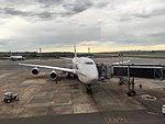 Aircraft at GRU airport, São Paulo 2017 03.jpg